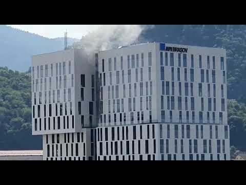 incendiu afi 2