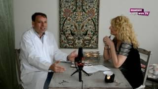 Ο Πέτρος Μαυρίδης μιλά για τη Ρεφλεξολογία-Eidisis.gr webTV