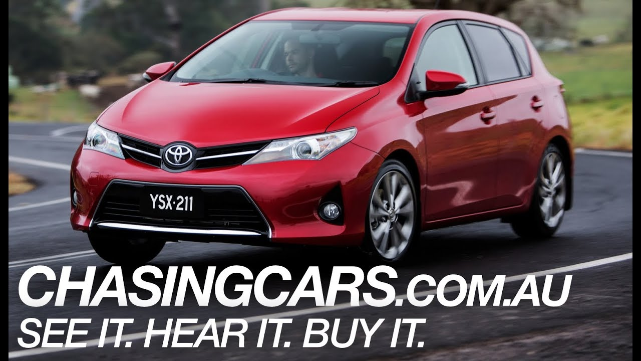 2014 Toyota Corolla Hatchback Review    ChasingCars.com.au   YouTube