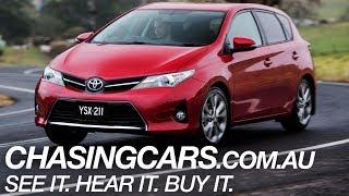 2014 Toyota Corolla Hatchback Review -- ChasingCars.com.au