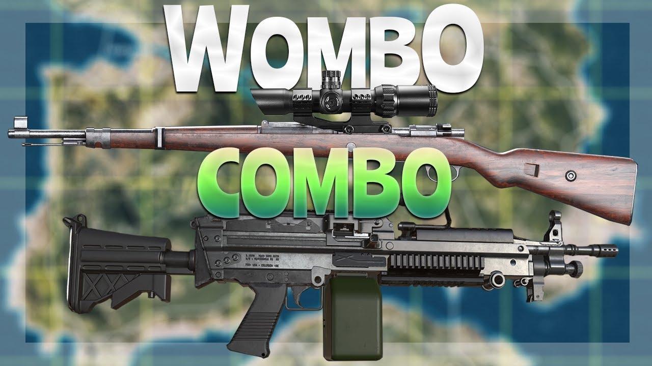 WOMBO COMBO! (Battlegrounds)
