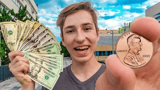 Turning $0.01 into $1,000 in 24 Hours | Part 1