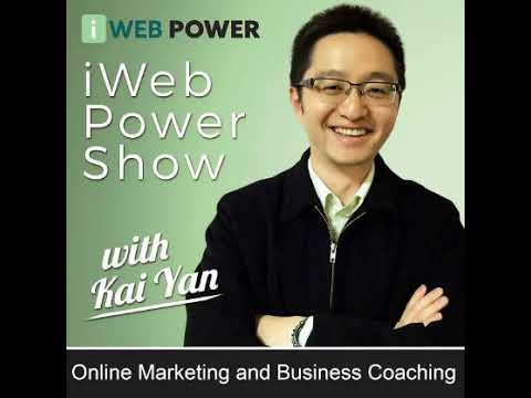 用15分钟建立Facebook Business Page. Part 1 – 用傻瓜式的软件制作Facebook Page Cover | iWeb Power Show Podcast