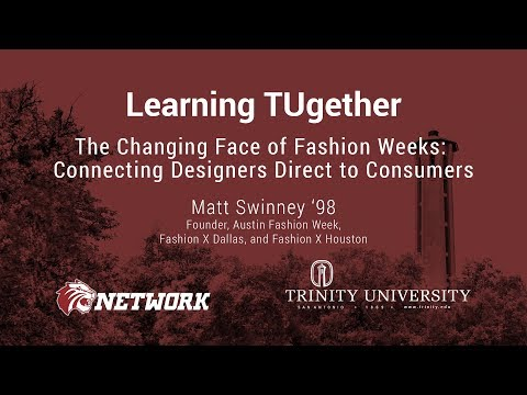 The Changing Face of Fashion Weeks: Connecting Designers Direct to Consumers