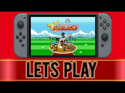 Super Sportmatchen - all 10 Events - Nintendo Switch