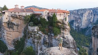 METEORA - THE MOST BEAUTIFUL PLACE ON EARTH!