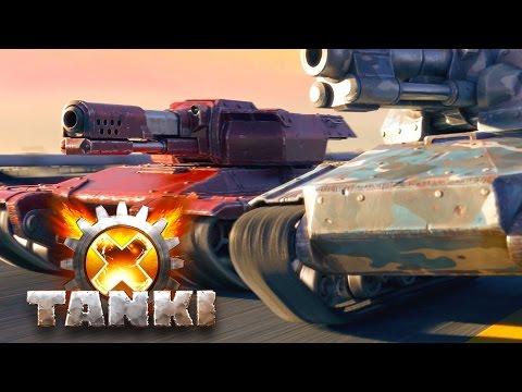 Tanki X - Cinematic Trailer