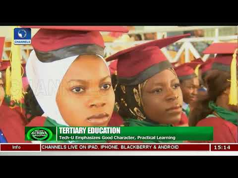 NUC Accredits 15 Courses For Technical University |News Across Nigeria|
