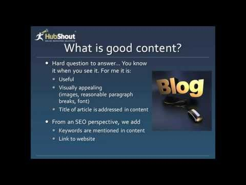 HubShout Can Help You Be a Content Marketing Genius
