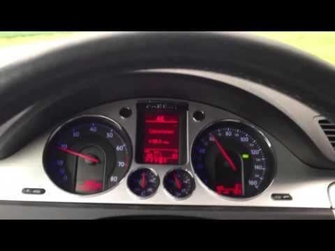 Volkswagen Passat Fuel Economy Test