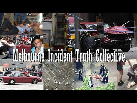 Melbourne Bourke Street Incident
