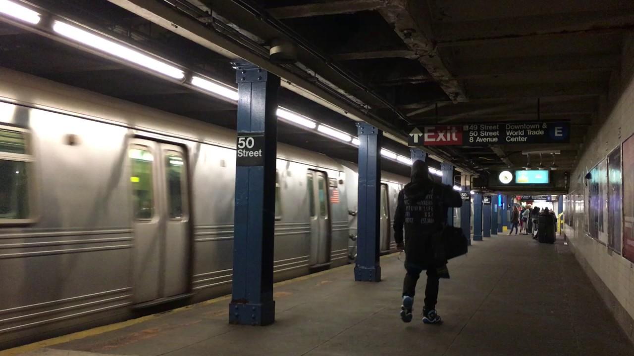 アメリカ】 ニューヨーク地下鉄 ...