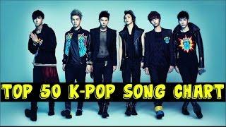 TOP 50 K-POP SONG CHART for NOVEMBER 2014 (Week 1 Chart)