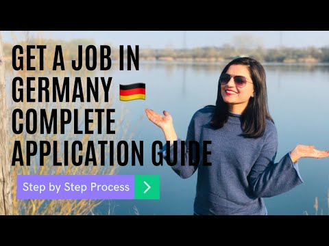 How to find a job in Germany | INDIAN WORKING IN EUROPE |