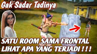Gak Sadar Satu Room Sama Frontal Gaming || Aura kasih