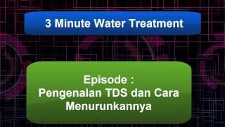 Download Video Pengertian TDS dan Proses Menurunkannya : 3MWT MP3 3GP MP4