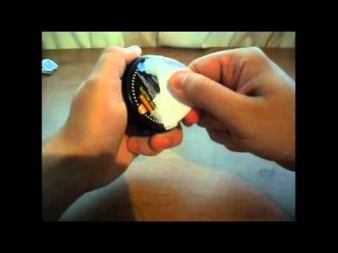 Review Room Pac Man Power Pellets Candy Tin