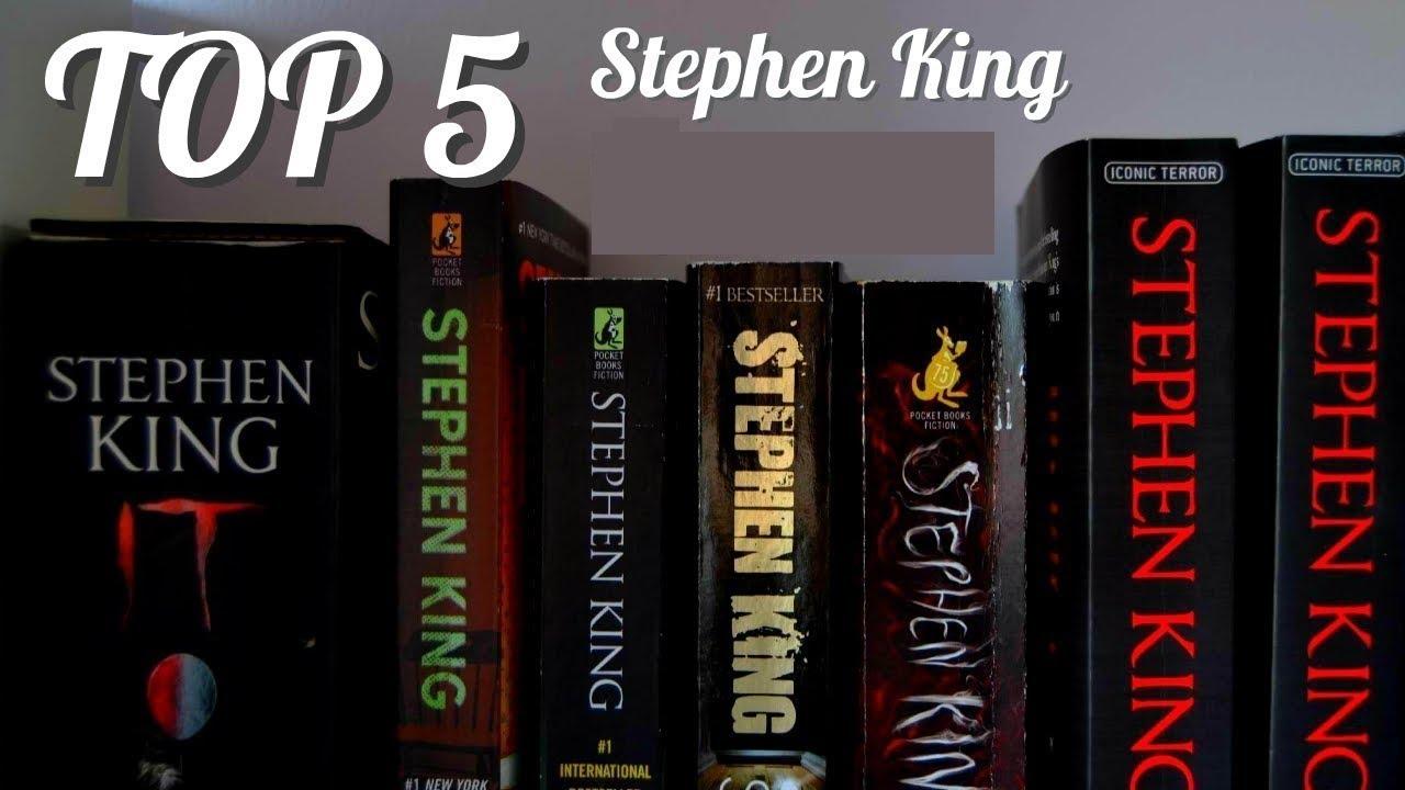 Top 5 De Mes Livre Stephen King Fr Loisirs