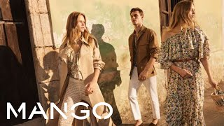 Mango SS20 Campaign | SHARED MOMENTS