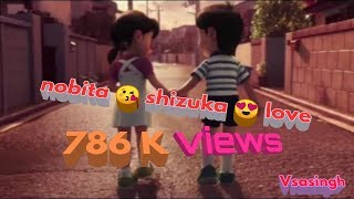 vuclip 2018 new whatapps status romantic video (Nobita Doraemon Shizuka)