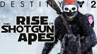 The Shotgun Ape's Greatest Weakness! Everything You Need To Know About Destiny 2 Shotgun Warriors