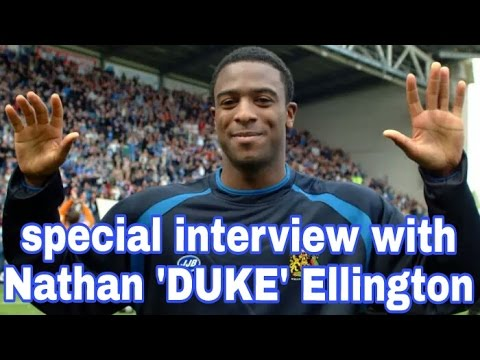 Special interview with former premier league striker Nathan Ellington