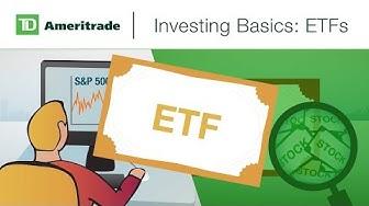 Investing Basics: ETFs