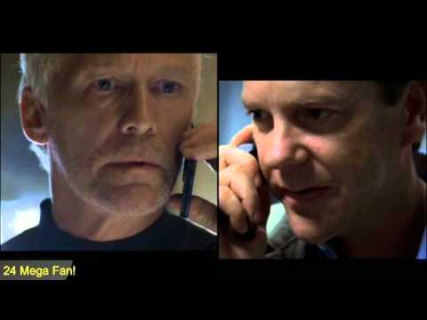 Bill and Chloe Undercover with Tony   24 Season 7   24 Mega Fan