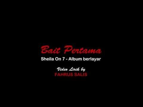 Bait Pertama Sheila On 7 lirik dan chord kunci gitar - Sheila On 7 Bait Pertama