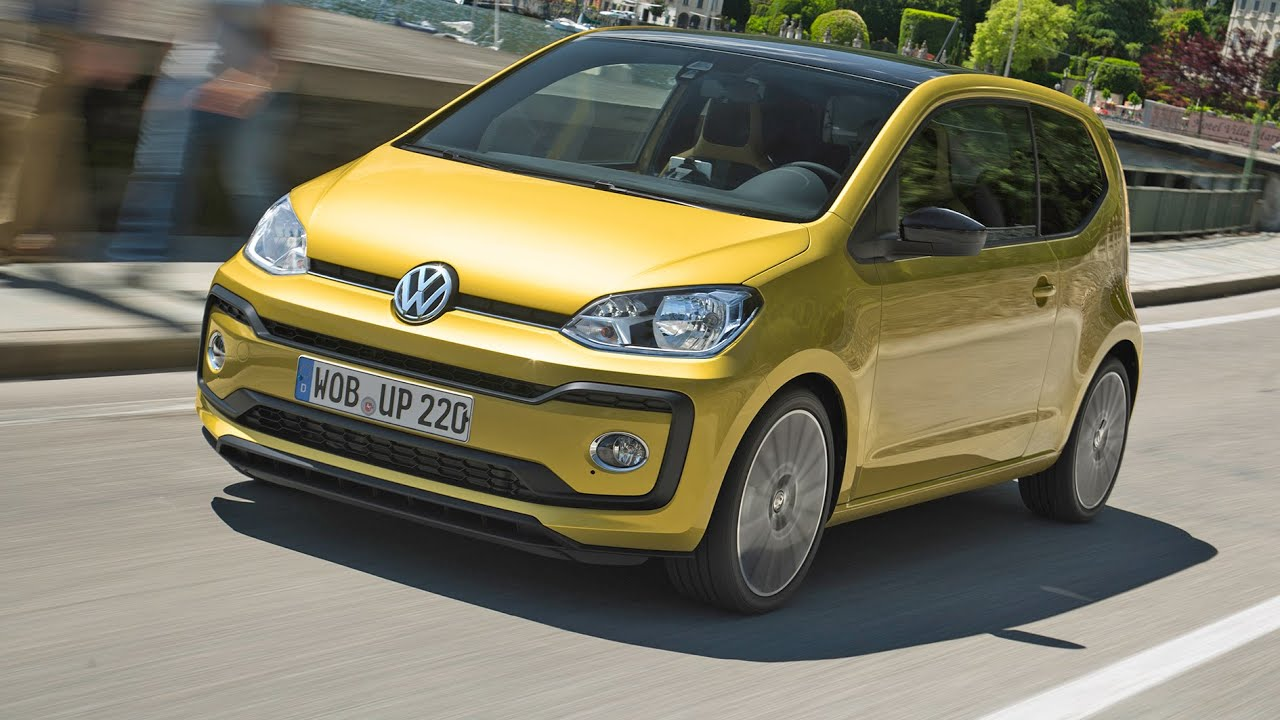 vw up 2017 test fahrbericht review volkswagen up 1 0. Black Bedroom Furniture Sets. Home Design Ideas