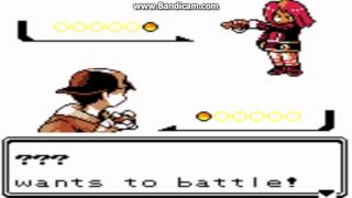 Pokemon Crystal - Rival Battle Music - User video