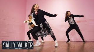 Iggy Azalea - Sally Walker (Dance Tutorial)   Mandy Jiroux