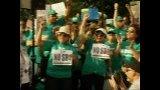 Protest, Appeals as Court Weighs Texas' SB4 Law
