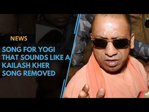 Song for Yogi that sounds like a Kailash Kher song taken down