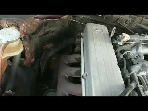 Реанимация Мерседеса w124 дизель. Низкая компрессия со всеми вытекающими...