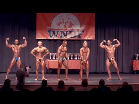 2017 WNBF Iron Eagle Pro mens bodybuilding prejudging