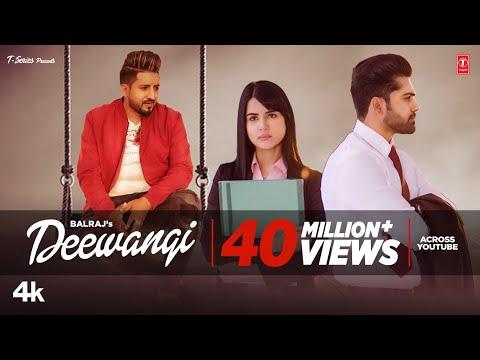 Latest Punjabi Song 2020   Deewangi Full Song Balraj   G Guri   Jassa Natt   New Punjabi Song 2020