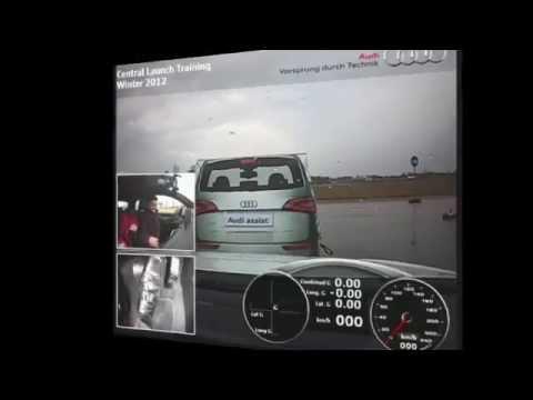 Audi A3 Brake Assist