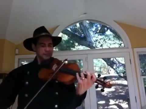Civil War Fiddle Medley