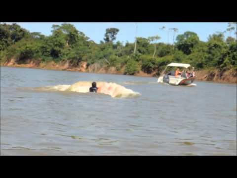 SURF EM LUIZ ALVES GO -RIO ARAGUAIA