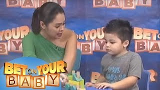Bet On Your Baby: Judays Baby Talk with Baby Jacob