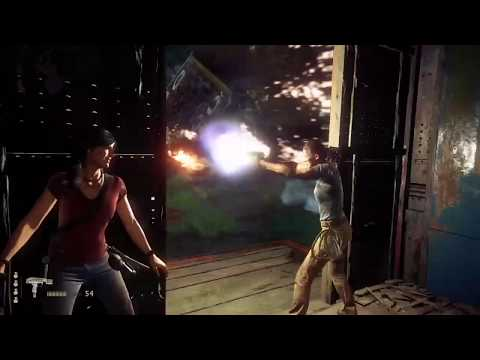 Uncharted: Chloe Frazer and the Temple of Doom (Murder on the Indian Express)