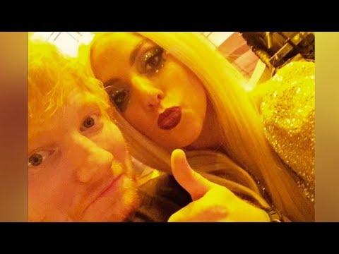 Ed Sheeran Reveals Lady Gaga's Fans Drove Him Off Twitter & She Responds