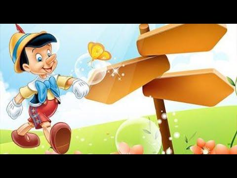 Pinokyo Masalı & Masallar Şehri & Sesli Masal