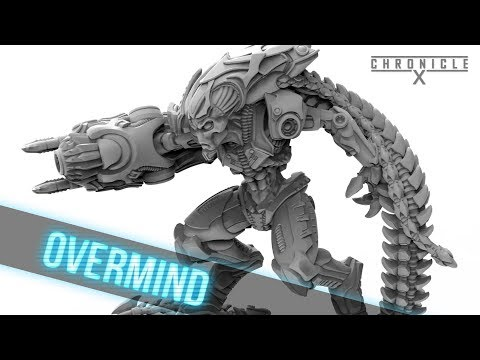 The Overmind - Chronicle X Board Game miniature