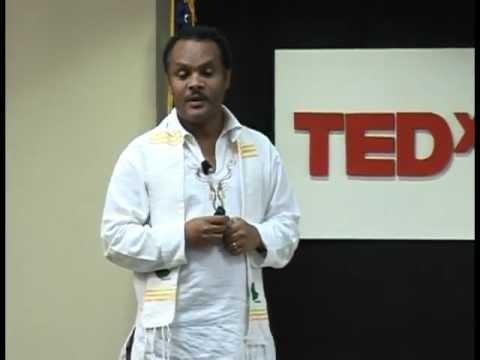 TEDxAddis - Negusu Aklilu - Is A Green Ethiopia Possible?