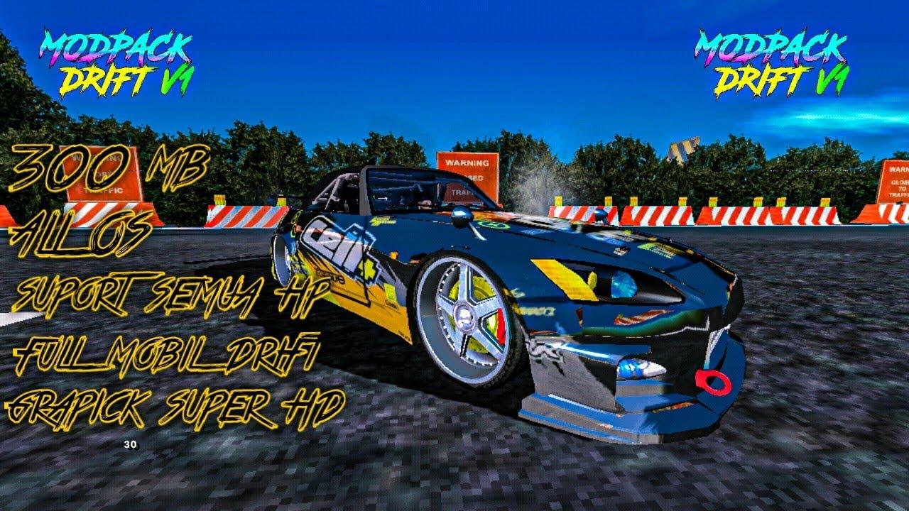 Full mod drift kerenn parahh cuyyy | GTA SA LITE ANDROID