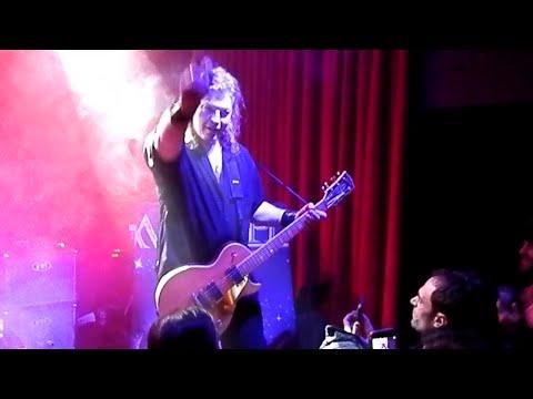 🎸🔥 Masterplan (Roland Grapow) - Guitar Solo - Sala Master 2016 (Vigo)