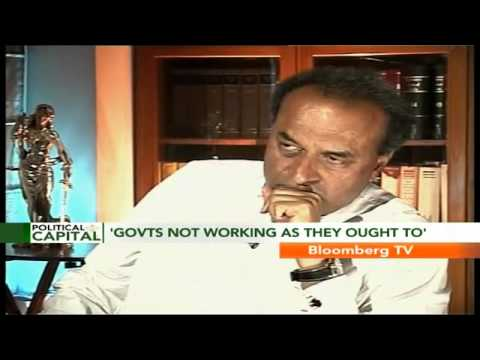 Political Capital- Think Modi Is The Right Man: Mukul Rohatgi