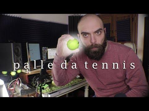 palle da tennis sotto le casse - migliora i tuoi studio monitor
